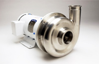 Hygienic pumps at Simonds Machinery Co