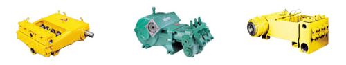 High-pressure pumps at Simonds Machinery Co