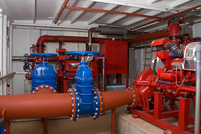 Industrial Pump Maintenance by Simonds Machinery Co.